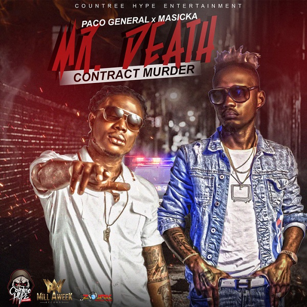 Paco General feat. Masicka – Mr. Death (2017) Single