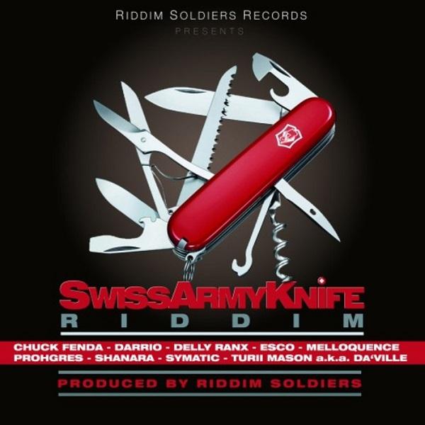 Swiss Army Knife Riddim [Riddim Soldiers Records] (2017)
