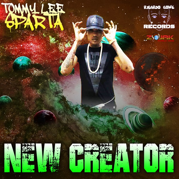 Tommy Lee Sparta – New Creator (2018) EP
