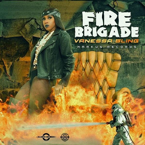 Vanessa Bling – Fire Brigade (2018) Single