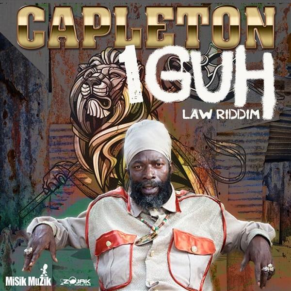 Capleton - One Guh (2018) Single
