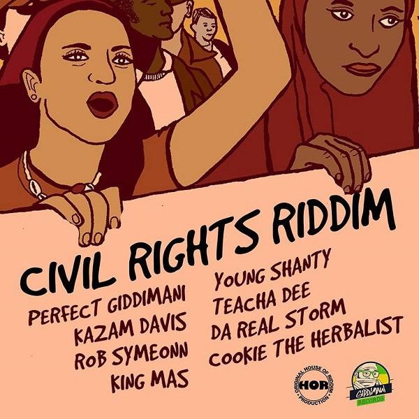 Civil Rights Riddim [Giddimani Records] (2018)