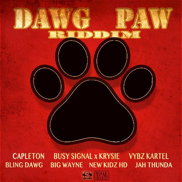 Dawg Paw Riddim [Stainless Music] (2018)