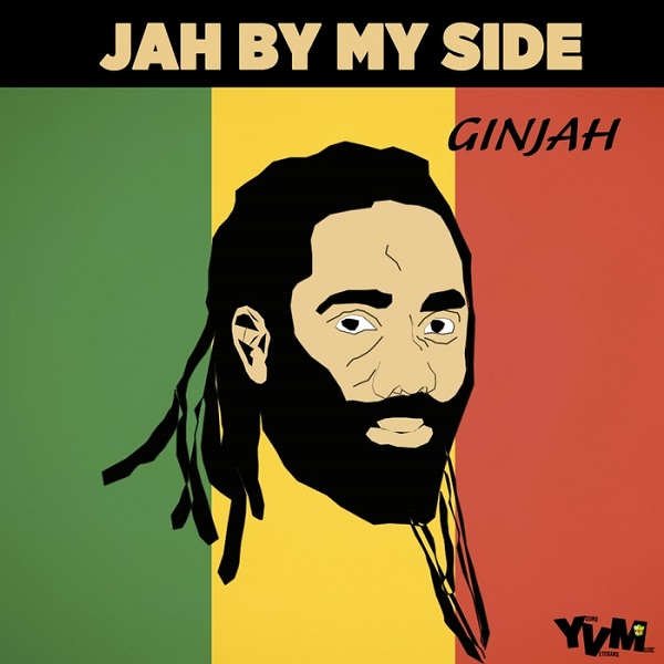 Ginjah – Jah By My Side (2018) Single