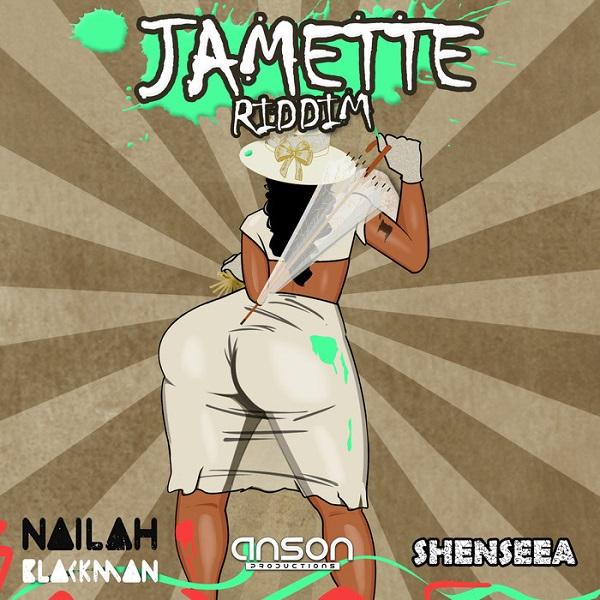 Jamette Riddim [Anson Productions] (2018)