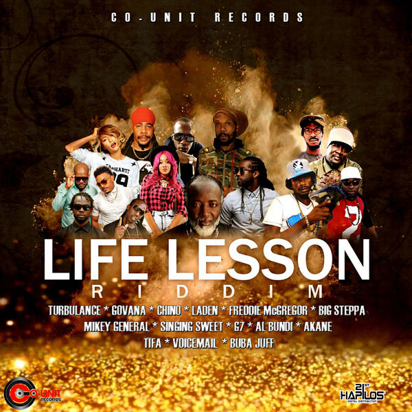 Life Lesson Riddim [Co Unit Records] (2018)