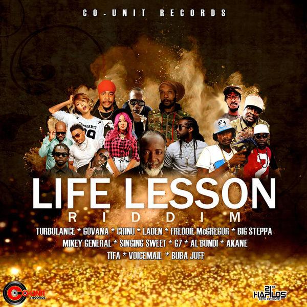 Life Lesson Riddim [Co Unit Records] (2018)