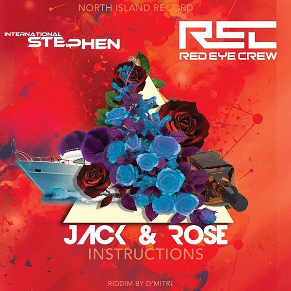 Red Eye Crew x International Stephen - Jack and Rose Instructions (2018) Single