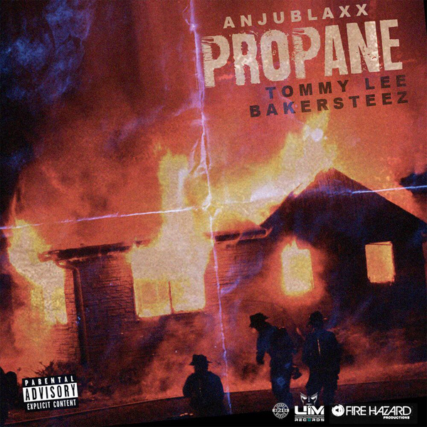 Tommy Lee Sparta & BakerSteez - Propane (2018) Single