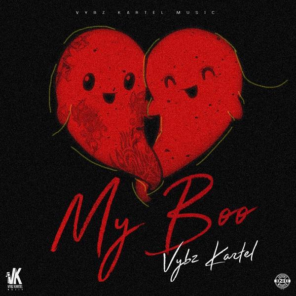 Vybz Kartel - My Boo (2018) Single