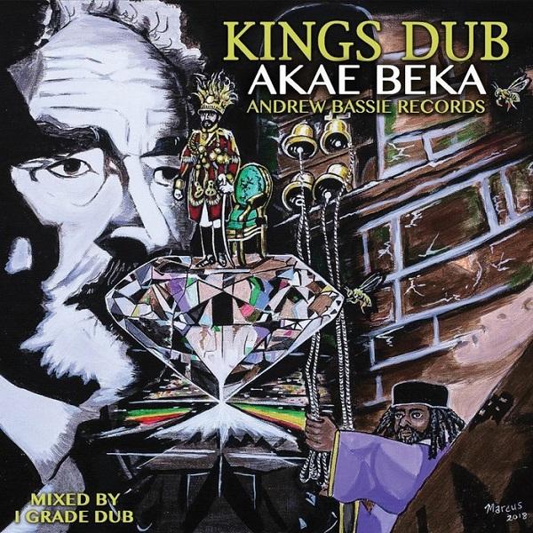 Akae Beka – Kings Dub (2018) Album