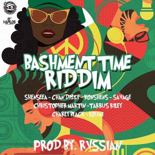 Bashment Time Riddim [Head Concussion Records] (2018)