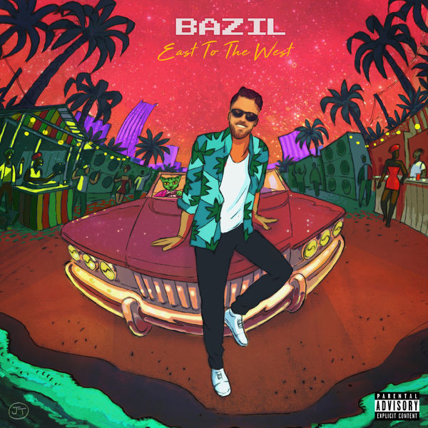 Bazil – East to the West (2018) Album