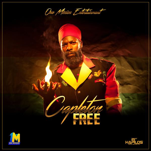 Capleton - Free (2018) Single