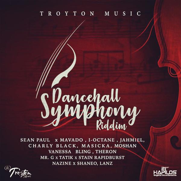 Dancehall Symphony Riddim [Troyton Music] (2018)