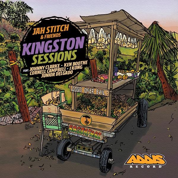 Jah Stitch & Friends - Kingston Sessions (2018) Album