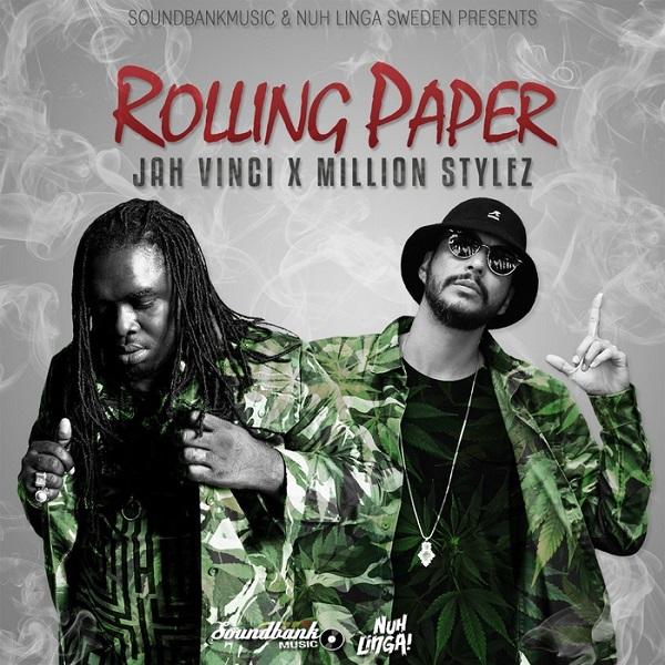 Million Stylez feat. Jah Vinci – Rolling Paper (2018) Single