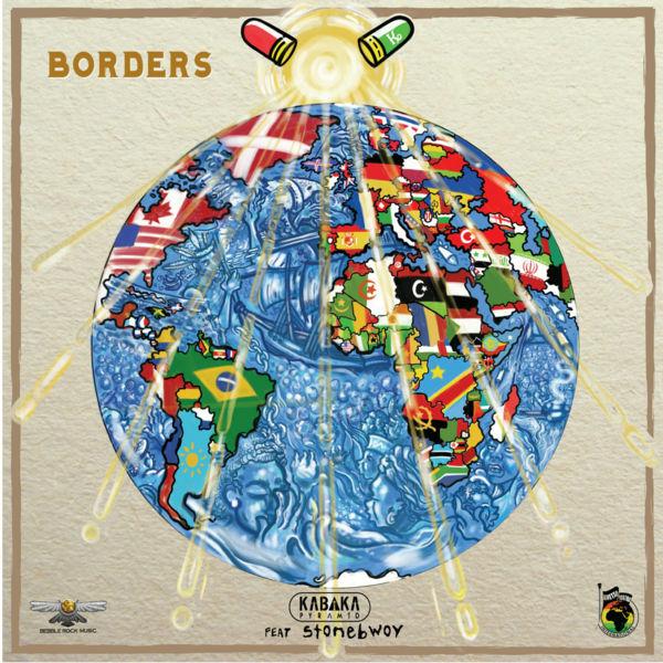 Kabaka Pyramid feat. Stonebwoy – Borders (2018) Single