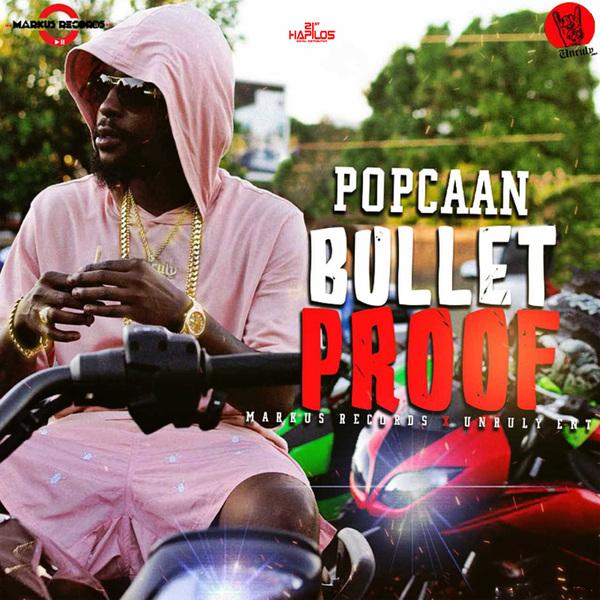 Popcaan – Bullet Proof (2018) Single