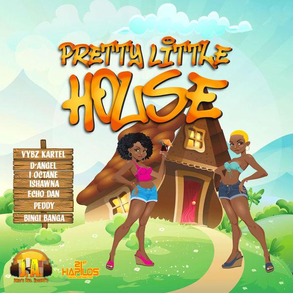 Pretty Little House Riddim [Jone's Ave Records] (2018)