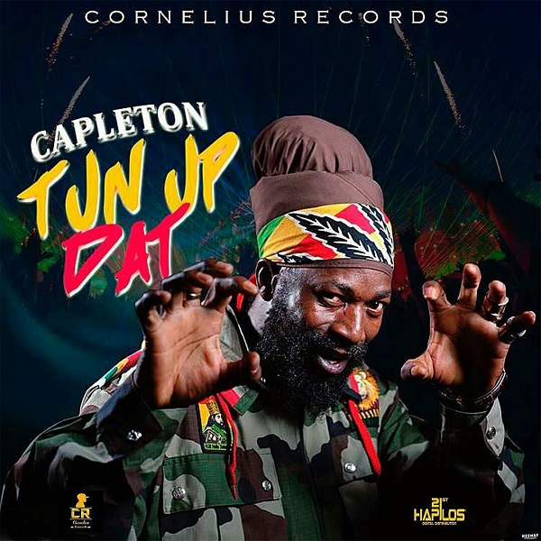 Capleton - Tun Up Dat (2018) Single