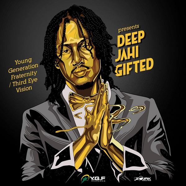 Deep Jahi - Gifted (2018) Single