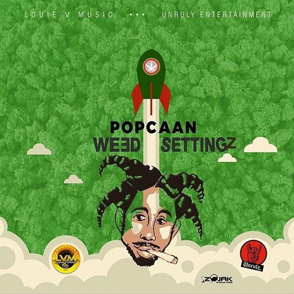 Popcaan - Weed Settingz (2018) Single