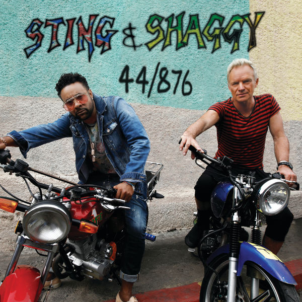 Sting & Shaggy – 44/876 (2018) Album
