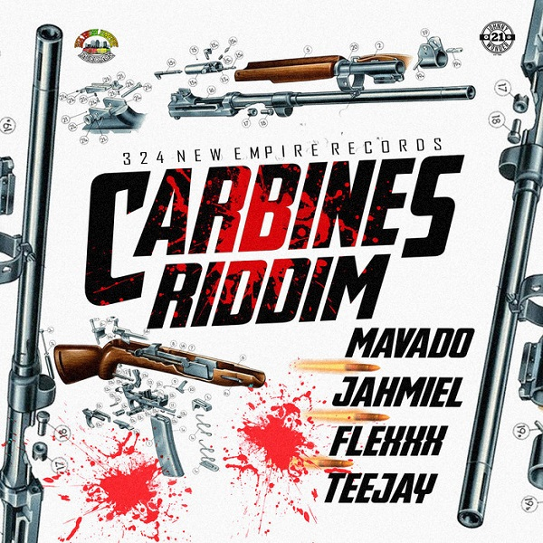 Carbines Riddim [324 New Empire Records] (2018)
