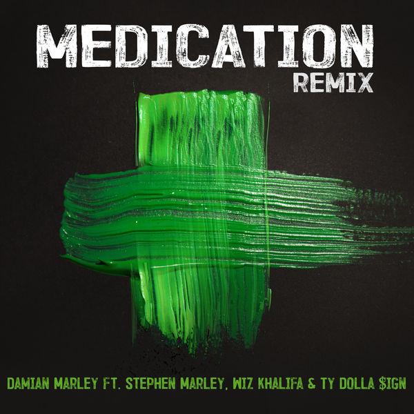Damian Marley feat. Stephen Marley, Wiz Khalifa & Ty Dolla $ign – Medication (2018) Remix