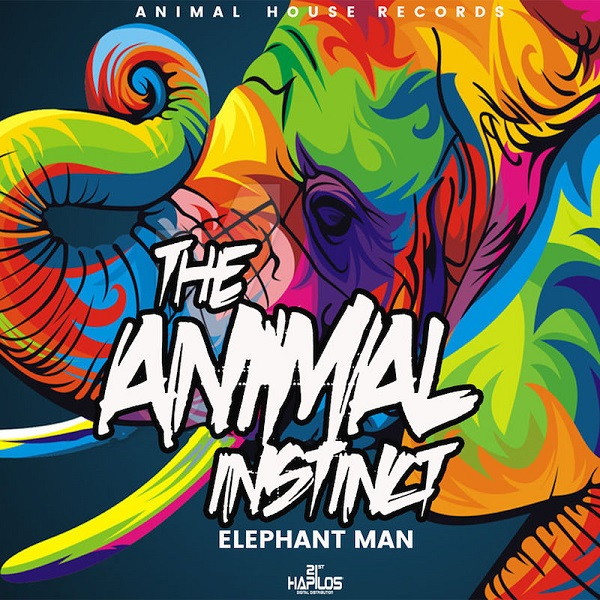 Elephant Man – The Animal Instinct (2018) Album