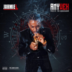 Jahmiel - Anyweh (2018) Single