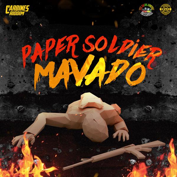 Mavado – Paper Soldier (2018) Single