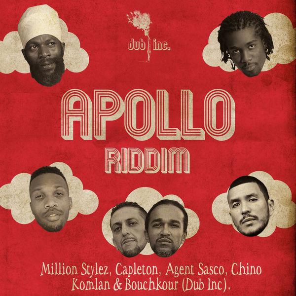 Apollo Riddim [Dub Inc] (2018)