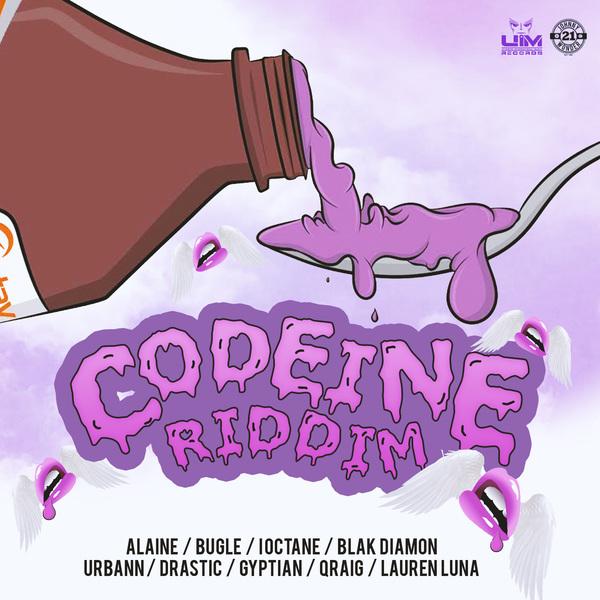 Codeine Riddim [Anju Blaxx / UIM Records] (2018)