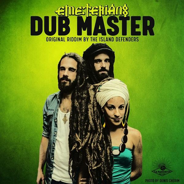 Emeterians - Dub Master (2018) Single