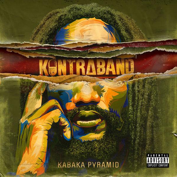 Kabaka Pyramid – Kontraband (2018) Album