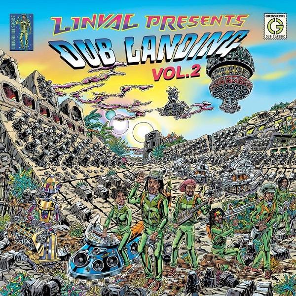 Linval Thompson presents Dub Landing Vol. 2 (2018)