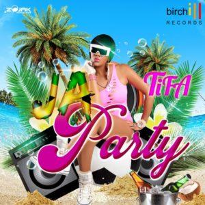 Tifa - JA Party (2018) Single
