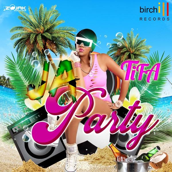 Tifa – JA Party (2018) Single