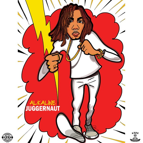 Alkaline – Juggernaut (2018) Single