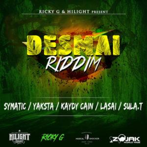 Desmai Riddim [Hilight Sound] (2018)