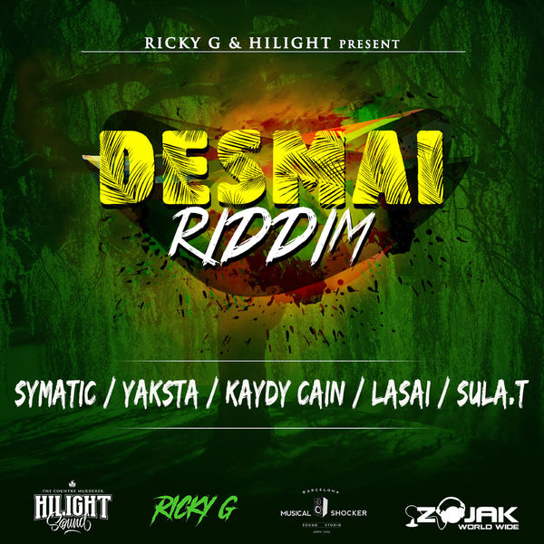 Desmai Riddim [Hilight Sound] (2018)