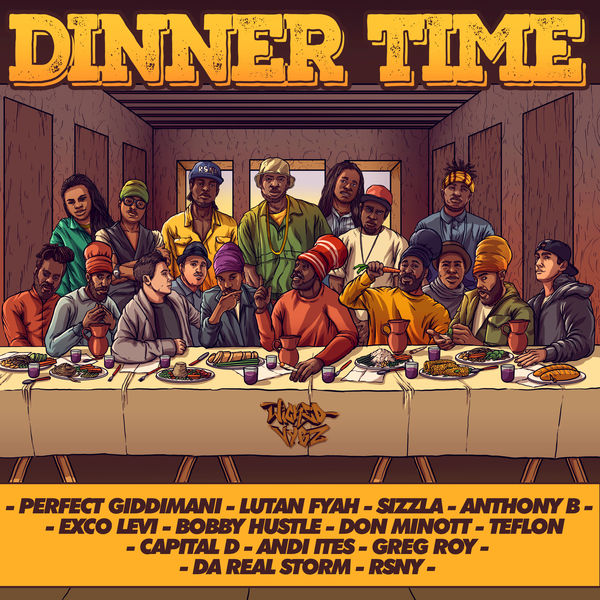 Dinner Time Riddim [Wicked Vybz] (2018)