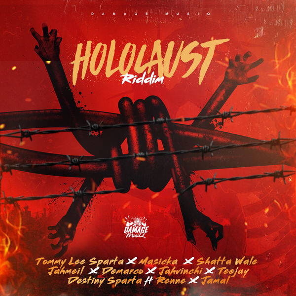 Holocaust Riddim [Damage Musiq] (2018)