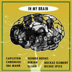 In My Brain [Kickin Productions] (2018)