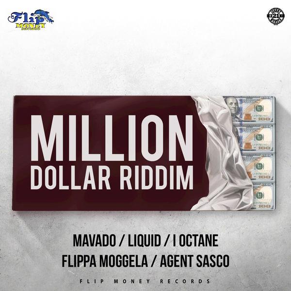 Millon Dollar Riddim [Flip Money Records] (2018)