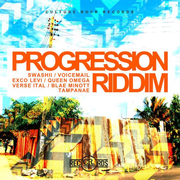 Progression Riddim [Culture Rock Records] (2018)