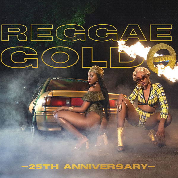 Reggae Gold 2018: 25th Anniversary (2018) Album