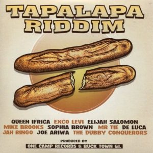 Tapalapa Riddim [One Camp Records & Buck Town] (2018)